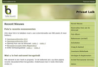 screenshot intranet